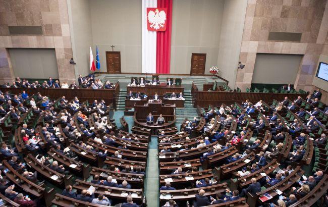 Фото: заседание польского сейма (flickr.com/premierrp)