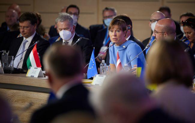 Україна не може стати членом НАТО до деокупації, - президент Естонії