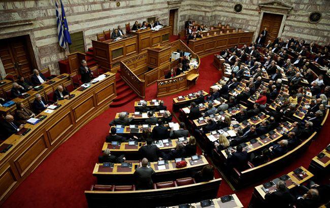 Парламент Греции поддержал переименование Македонии