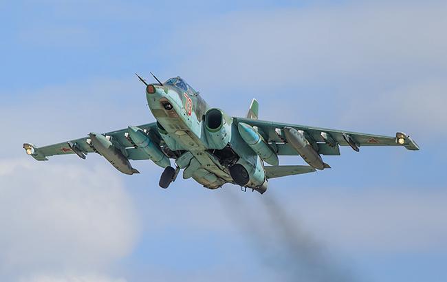 Фото: самолет СУ-25 (flickr.com realhokum)
