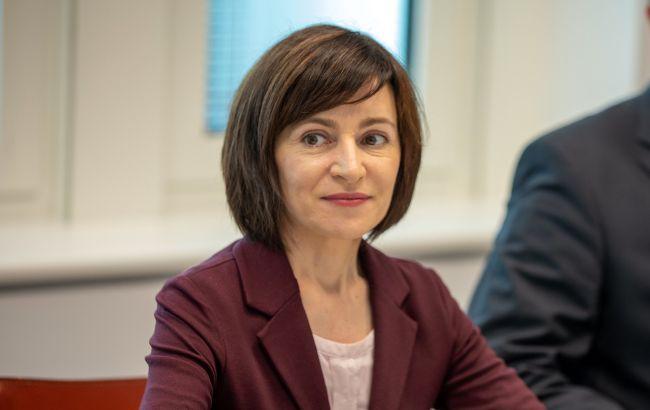 Санду официально признана новым президентом Молдовы