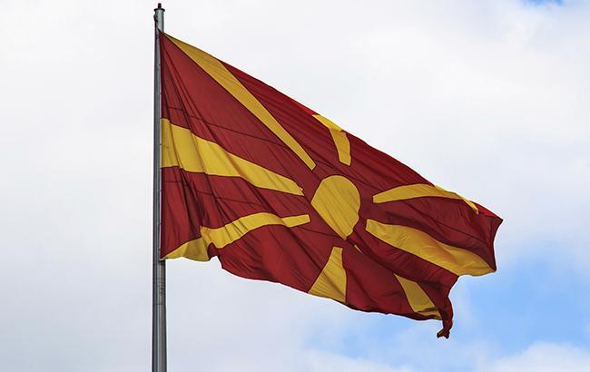 Фото: флаг Македонии (flickr.com/Santa Fe Relocation Services)