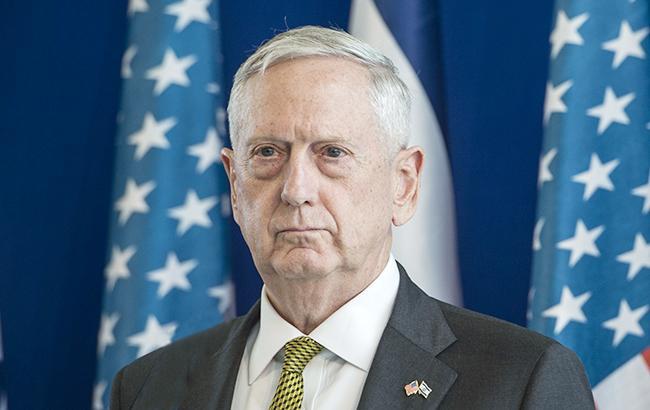 Фото: глава Пентагон Джеймс Мэттис (flickr.com/secdef)
