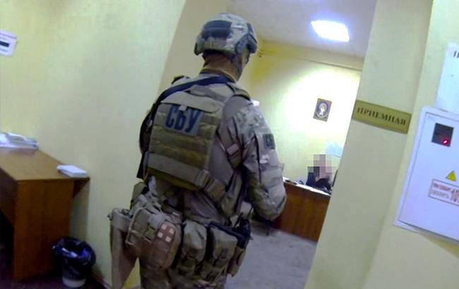 Фото: СБУ задержала боевика с Донбасса (flickr.com securityserviceofukraine)