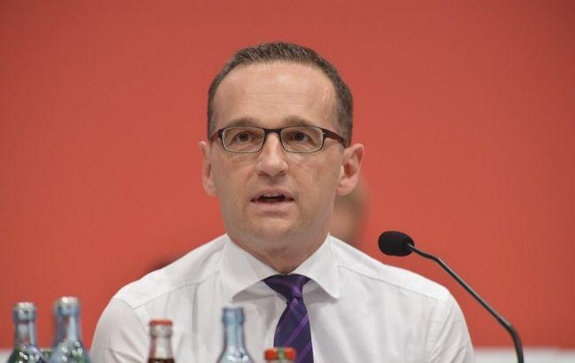 Маас: Росії не уникнути санкцій, якщо ОЗХО підтвердить отруєння Навального