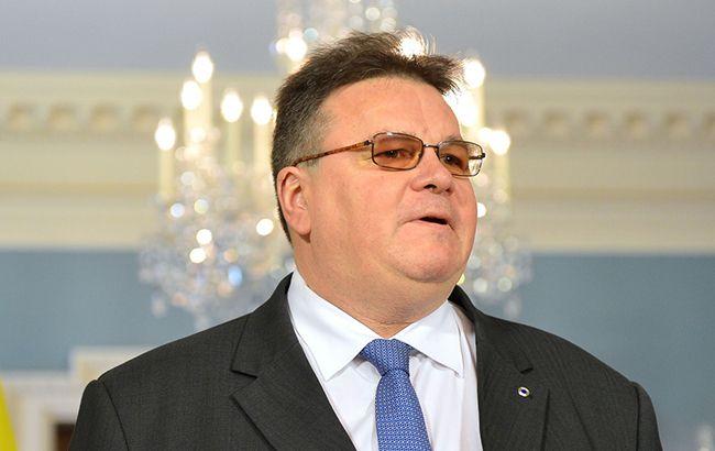 Україна і Грузія найближчим часом не вступлять у НАТО, - глава МЗС Литви