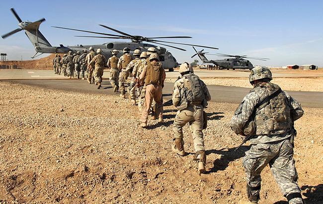 США готуються до повного виведення військ з Сирії