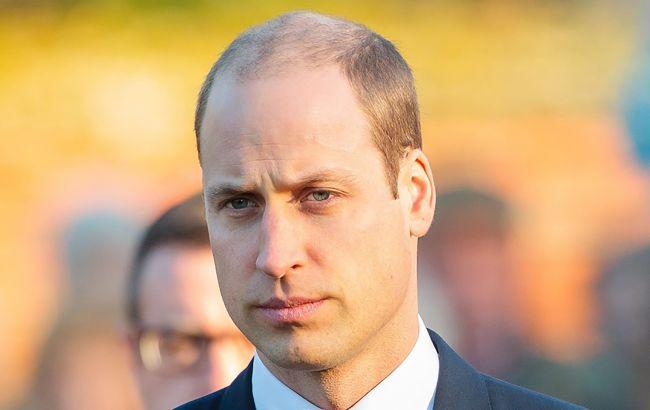 Принц Вільям зробив заяву про стан свого 99-річного діда