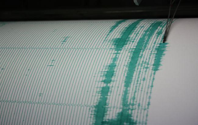 Біля берегів Японії стався потужний землетрус