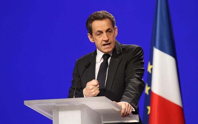У Франції почали розслідування проти екс-президента Саркозі за зв'язки з РФ
