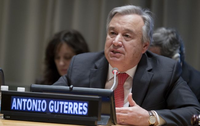 Світу загрожує розпад через США та Китай, - генсек ООН