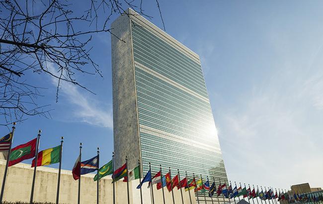 ООН спрямувала доокупованого Донбасу сім вантажівок гумдопомоги