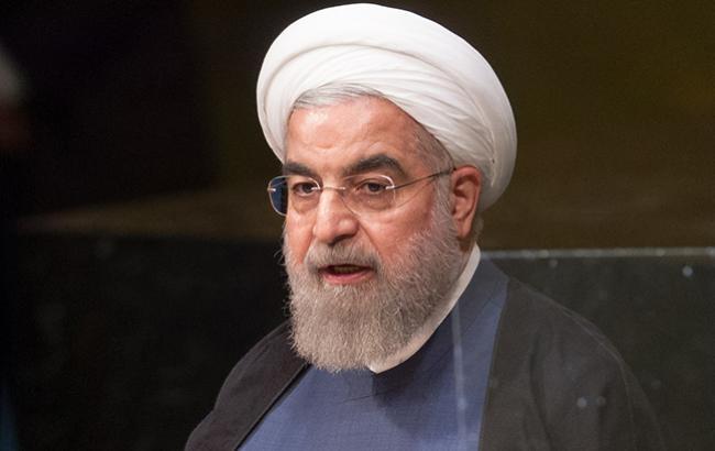 Фото: президент Ірану Хасан Рухані (flickr.com/un_photo)
