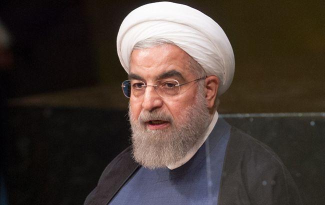 """Президент Ирана заявил, что """"глубоко сожалеет"""" о сбитии украинского самолёта"""