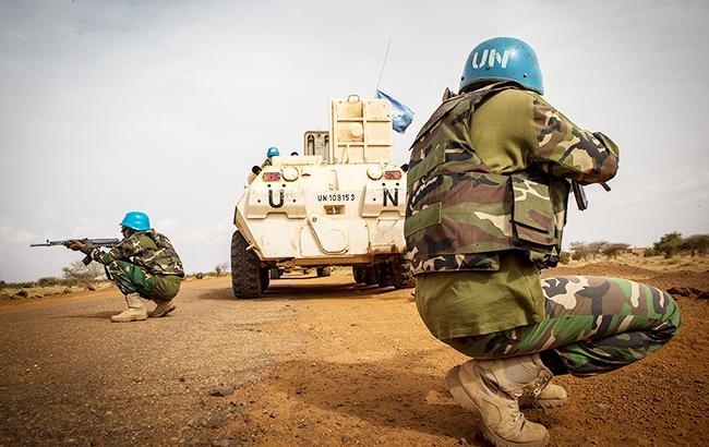 Насевере Мали при взрыве погибли три миротворца ООН