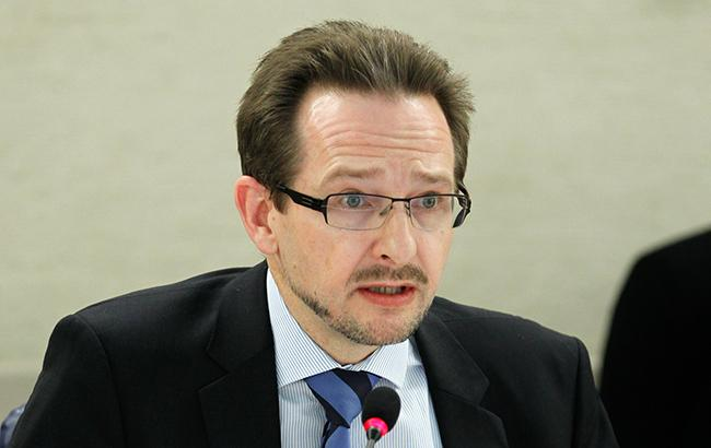 Кризис доверия в ОБСЕ усилился из-за конфликта в Украине, - генсек