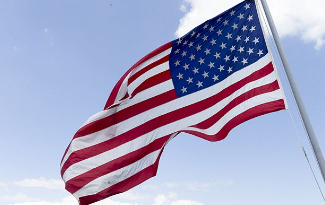 Фото: прапор США (flickr.com/usembassykyiv)