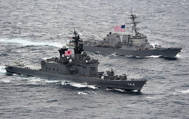 Японія має намір розглянути оснащення армії наступальним озброєнням
