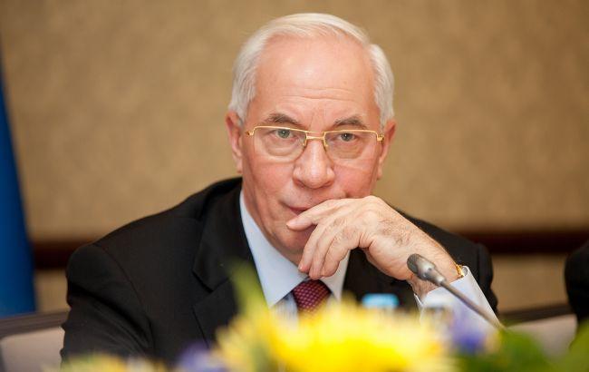 Суд ЕС отменил решение о наложении санкций на Азарова