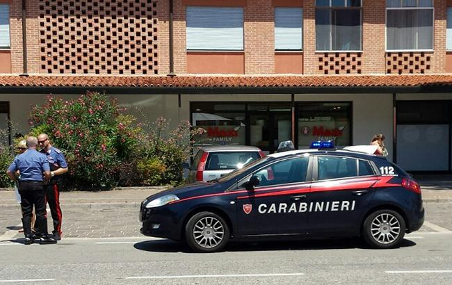 Фото: полиция Италии задержала украинского военного (flickr.com_wfrank)