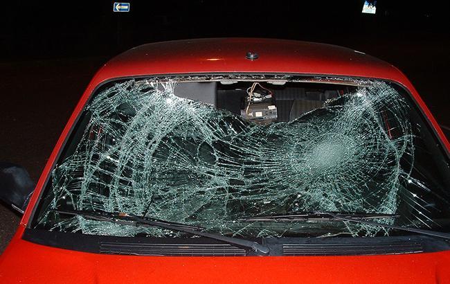 Необычные детали ДТП в Киеве: после наезда водитель спокойно уснул рядом с местом аварии (фото)