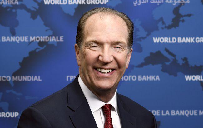 Новий голова Світового банку уперше відвідає Україну