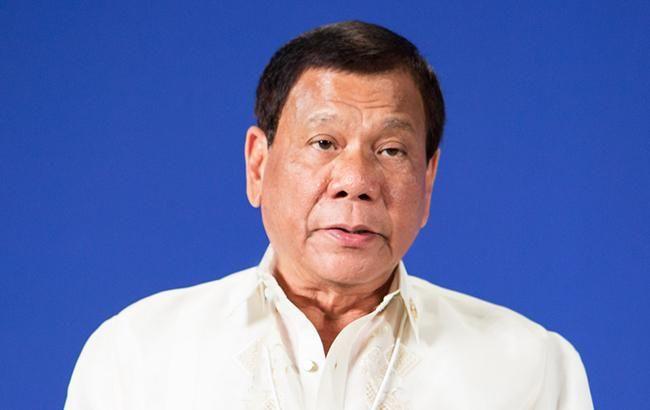 Дутерте пропонує змінити назву Філіппін