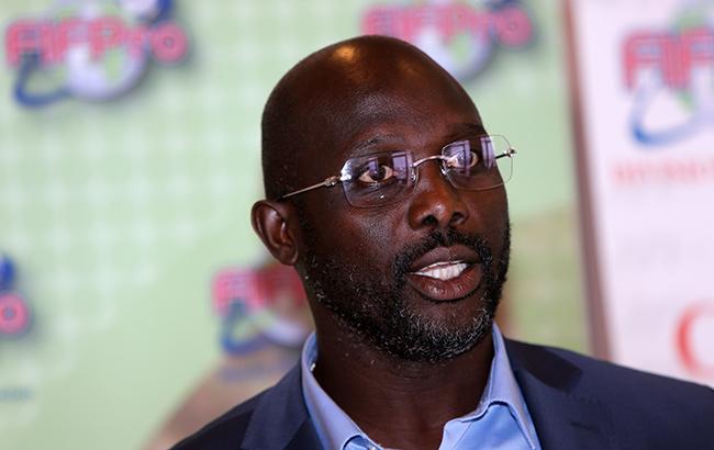 Президентом Либерии стал известный бывший футболист
