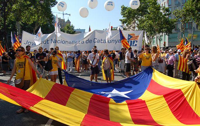 З початку жовтня з Каталонії майже 700 компаній перенесли свої офіси