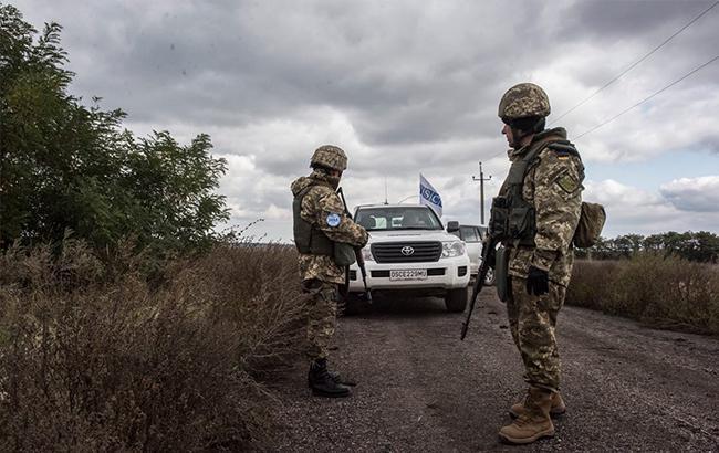 На Донбасі за добу поранено одного військового, загиблих немає