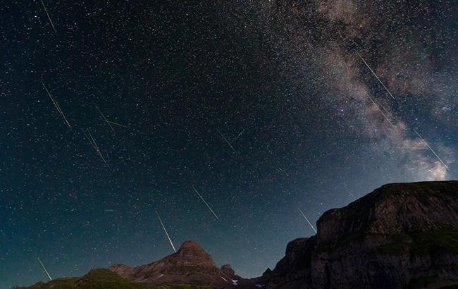 Пік зорепаду Тауриди: стало відомо, коли можна спостерігати вражаючі метеори