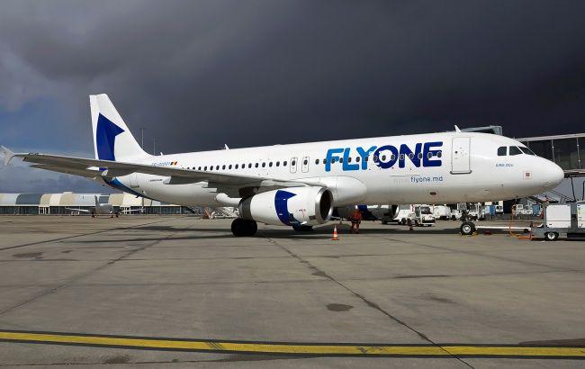 Молдовський лоукостер FlyOne відкриває рейси в Київ
