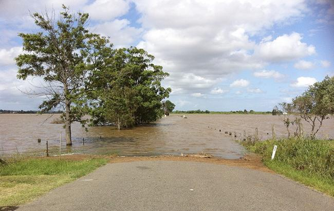 Фото: на річках очікується підвищення рівня води (Pixabey)
