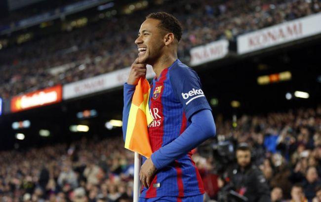 """""""Барселона"""" определилась с суммой, которую готова заплатить за Неймара"""