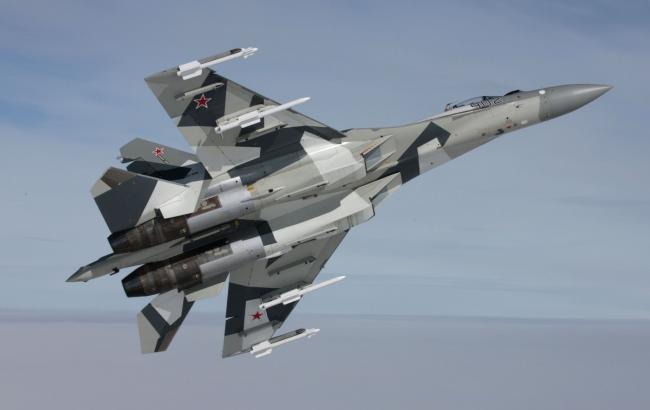 Русские Ту-95МС иСу-35С выполнили плановый полет вблизи Аляски