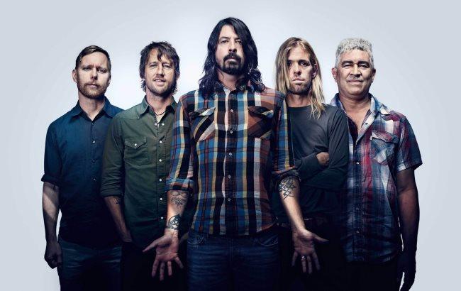 Група Foo Fighters присвятила альбом пам'яті жертв терактів в Парижі