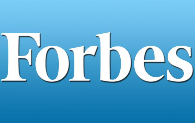 Фото: Forbes йде з УМХ