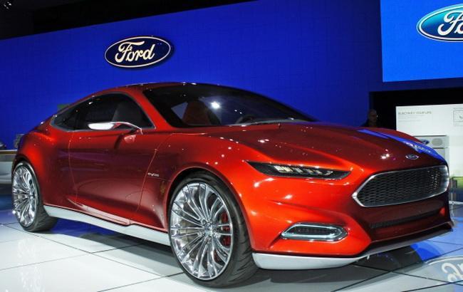 """Фото: американский автопроизводитель """"Форд"""" в поисках альтернативных бизнес-решений"""