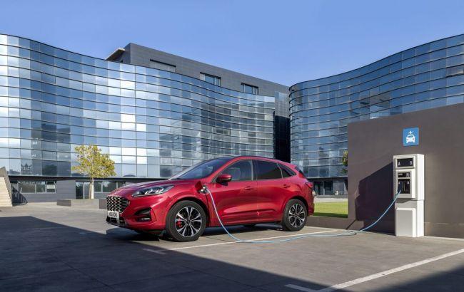 Електромобілі та гібриди в Європі за продажами вперше обігнали дизельні автомобілі