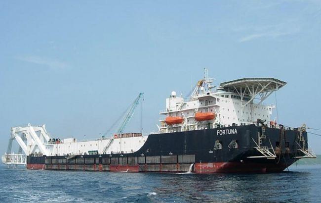 """У Байдена допустили новые санкции против российского судна, которое строит """"Северный поток-2"""""""