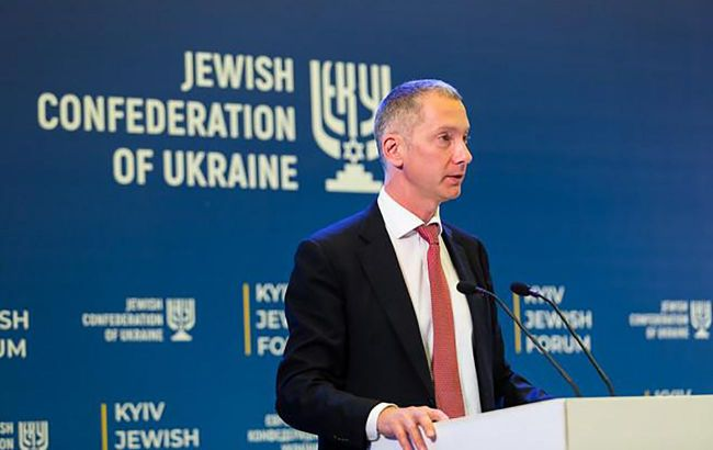 Ложкин: Украина занимает последнее место по уровню антисемитизма среди стран Центральной Европы