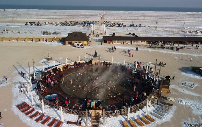 Термальні джерела та спа-курорт: чому варто поїхати на Азовське море взимку