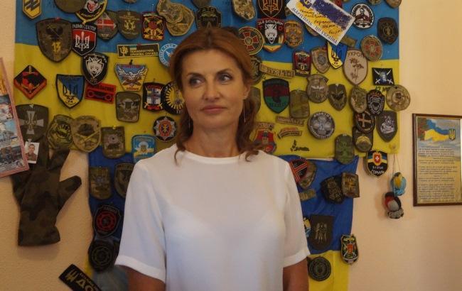 Фото: Марина Порошенко (РепортерUA)