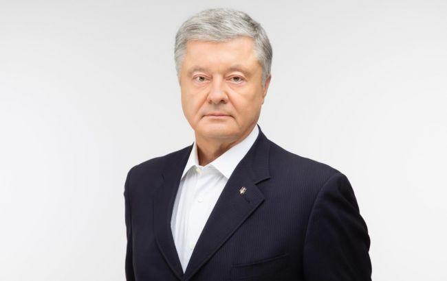 Порошенко поддержал санкции против Медведчука и обратился к парламенту
