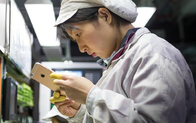 Фото: квартальная прибыль тайванского сборщика iPhone сократилась почти на 9%