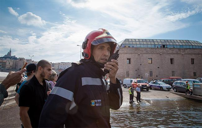 Фото: французские спасатели (facebook.com-BataillonMarinsPompiersMarseille)