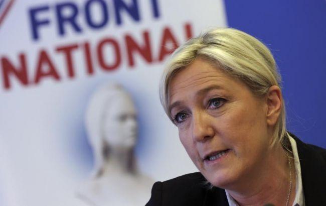 Фото: Марін Ле Пен очолює президентські рейтинги у Франції