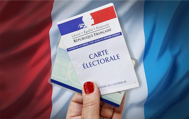 Фото: выборы во Франции