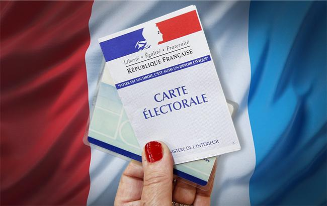 Во Франции начался первый тур парламентских выборов