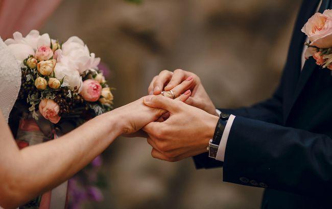 Весілля та вінчання за церковним календарем 2021: сприятливі дні для шлюбу
